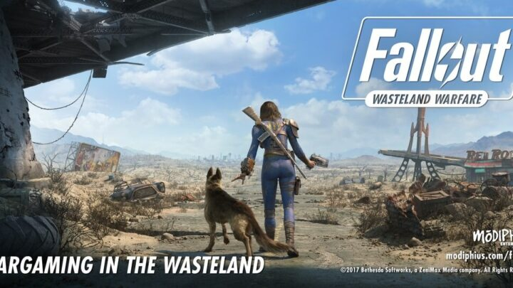 Fallout, the miniatures game
