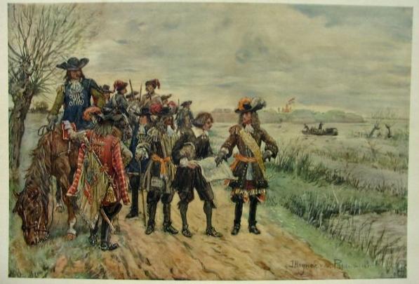 Sharp Practice – Rampjaar 1672
