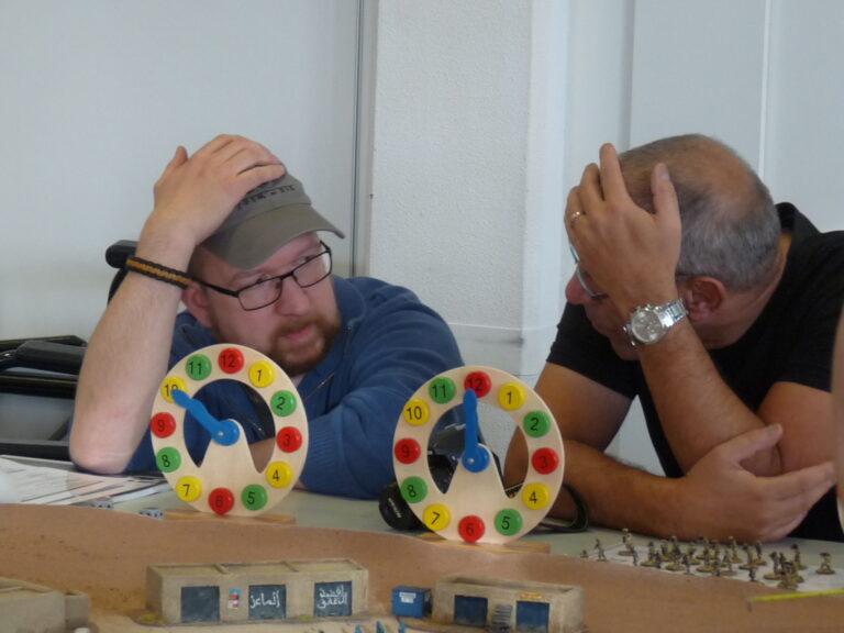 Wat is het doel van een wargames show?