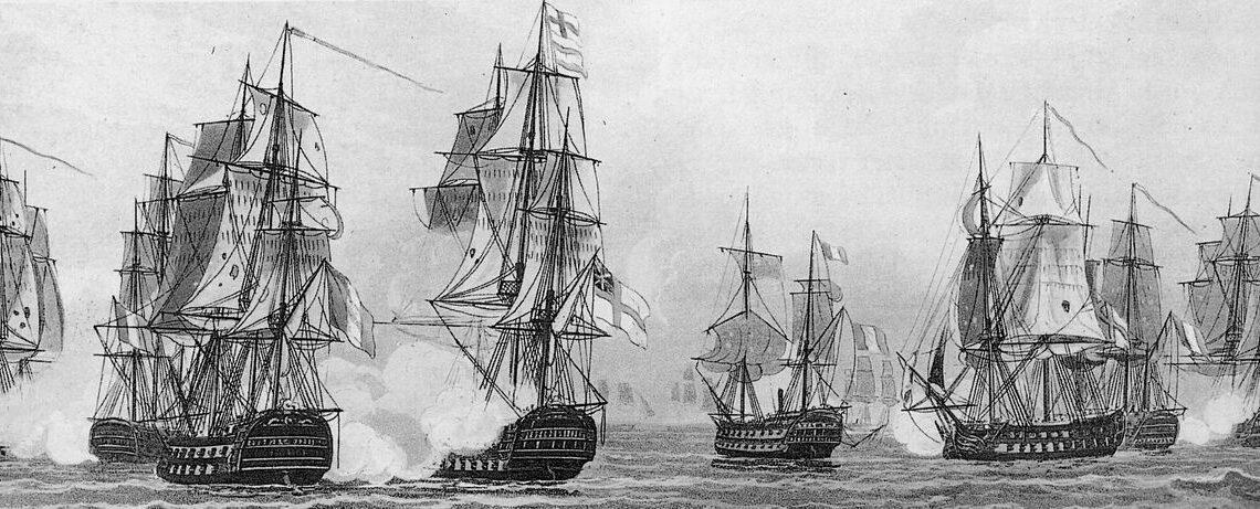 Black Seas Napoleonic Naval Wargame