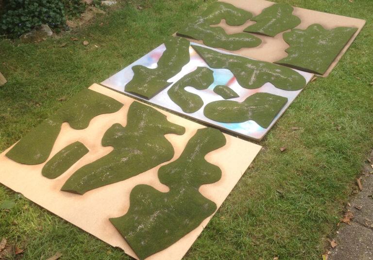 Workshop heuvels maken