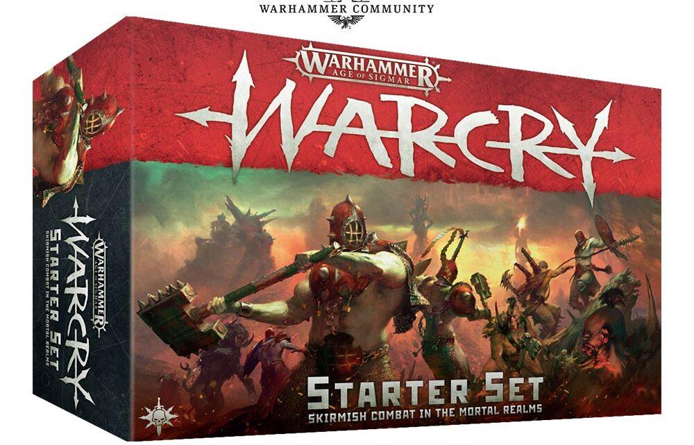 Warcry van GW