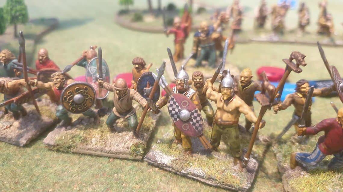 De Re Bello Ludi: een fast & furious sneeuwbalwargame